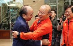 Yonhap phỏng vấn độc quyền, ông Park 'lộ' kế hoạch cho bóng đá Việt