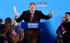 Bầu cử Anh: sóng xanh phá vỡ tường đỏ