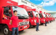J&T Express đã phủ sóng 63 tỉnh thành Việt Nam