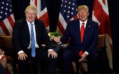 Ông Trump nói bầu cử Anh báo hiệu ông thắng cử năm 2020