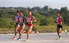 Vận động viên Việt Nam không thể cứ ăn gói mì tôm sau khi chạy 42km