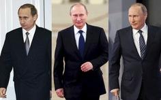 Nhìn lại 20 năm lãnh đạo của ông Putin qua 20 bức ảnh