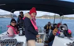 Ngày đông tới Busan thưởng thức hải sản, ra biển cho hải âu ăn