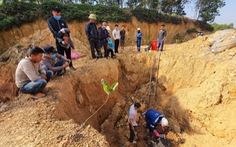 Công an Hà Nội tìm ra chủ mưu vụ 11 hố chôn trộm chất thải nguy hại ở Sóc Sơn