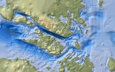 Phát hiện vực thẳm sâu đến 3,5km trên đất liền