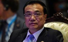 Thủ tướng Trung Quốc Lý Khắc Cường: 'Hong Kong vẫn tiến thoái lưỡng nan'