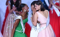 2020, nếu chúc mừng bạn mình điều gì, hãy làm như Hoa hậu Nigeria