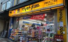 Nhật bắt một cô gái Việt 21 tuổi nghi ăn cắp 161 lần với 8.300 món mỹ phẩm