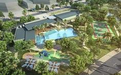 Thiết kế lấy cảm hứng từ công nghệ tại Senturia Q9 Central Point