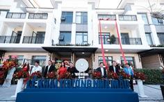Verosa Park - Khang Điền khai trương nhà mẫu: dấu ấn kiến trúc tân cổ điển