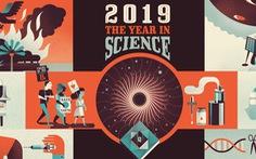 Những sự kiện khoa học đáng chú ý năm 2019