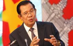 Thủ tướng Hun Sen: Diễn tập biên giới với Việt Nam không có chuyện 'xâm lấn'