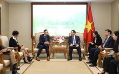 Quỹ đầu tư Mỹ muốn nâng tỉ lệ sở hữu khối ngoại tại ngân hàng Việt