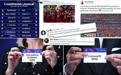CĐV Liverpool buồn vì đội nhà chỉ gặp... Atletico Madrid
