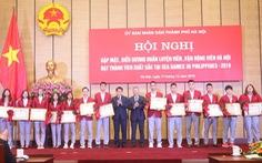 Tiền thưởng của Hà Nội vào thẳng tài khoản 202 HLV, VĐV SEA Games 30