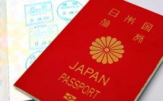 Hộ chiếu quyền lực nhất thế giới nhưng chỉ 23% dân Nhật chịu làm