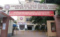 ĐH Ngoại thương cơ sở TP.HCM xét tuyển kết hợp chứng chỉ tiếng Anh quốc tế