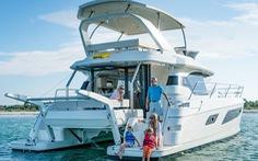Australia với tham vọng trở thành trung tâm nghỉ dưỡng bằng siêu du thuyền