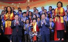 Doanh nhân truyền cảm hứng Nguyễn Thị Vân nhận giải thưởng Sao đỏ danh dự