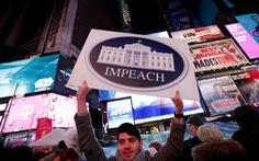 Hàng ngàn người Mỹ biểu tình kêu gọi luận tội Tổng thống Trump