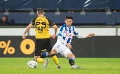 Hà Lan 'đóng cửa' bóng đá tới tháng 9, Văn Hậu xem như hết cơ hội ra sân