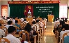 Bãi nhiệm chức danh chủ tịch HĐND TP Phan Thiết đối với ông Đỗ Ngọc Điệp