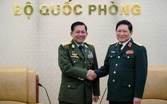 Bộ trưởng Ngô Xuân Lịch: Mong Myanmar ủng hộ khi Việt Nam là chủ tịch ASEAN