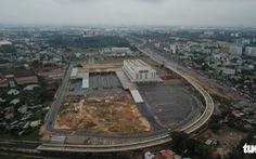 Điều chỉnh lại giao thông quanh khu vực Bến xe miền Đông mới
