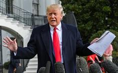 Ông Trump không dự phiên luận tội theo yêu cầu vì lo bị 'xét xử không công bằng'