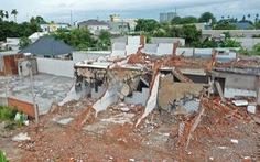 Xử lý hơn 700 nền móng, nhà vây tôn, đường phân lô ở huyện Bình Chánh