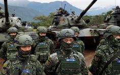 Đài Loan mời chuyên gia quân sự Mỹ 'xây dựng lực lượng vũ trang'