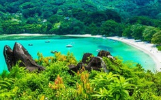 Kỳ nghỉ xa hoa nhất thế giới dừng chân ở Việt Nam có gì?