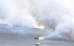Video: Diễn tập ứng phó sự cố hóa chất ở Bình Phước