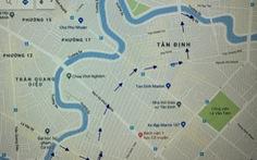 TP.HCM hạn chế xe cộ ra vào đường Trường Sa, Hoàng Sa ngày 21-12