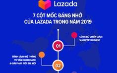 Những cột mốc đáng nhớ và hoạt động nổi bật của Lazada trong năm 2019