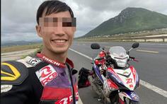 Làm rõ vụ 'thanh niên chạy xe máy 1.700km từ TP.HCM ra Hà Nội chưa đầy 20 tiếng'