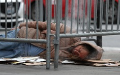 California là bang có nhiều người vô gia cư nhất nước Mỹ
