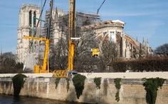 Lần đầu tiên trong 2 thế kỷ, nhà thờ Đức Bà Paris không tổ chức lễ Giáng sinh