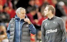 Mourinho - Lampard: 'Đại chiến' thầy trò trong lòng London