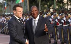 Tổng thống Pháp Macron: 'Chủ nghĩa thực dân tại châu Phi là sai lầm nghiêm trọng'