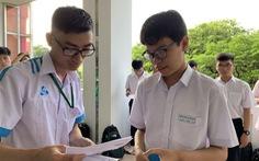 ĐH Quốc gia TP.HCM công bố mẫu đề thi đánh giá năng lực 2021