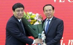 Ông Nguyễn Đắc Vinh giữ chức phó chánh Văn phòng Trung ương Đảng