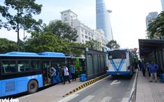 TP.HCM tăng cường các biện pháp chống móc túi trên xe buýt dịp tết