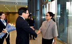 Việt Nam, Indonesia quan ngại về hành vi cản trở hoạt động kinh tế ở Biển Đông
