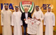 Đội tuyển UAE chọn ông Jovanovic để 'đấu trí' với HLV Park Hang Seo