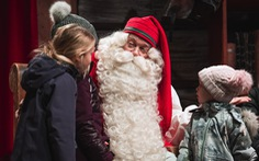 Có gì ở quê hương của ông già Noel?