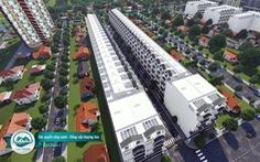 Dự án nhà phố Lux Home Gardens hút hàng ngày ra mắt