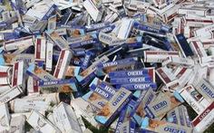 700 triệu bao thuốc lá lậu mỗi năm, khó ngăn chặn do bất cập quy định?