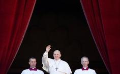 Giáo hoàng Francis cầu hòa bình cho thế giới