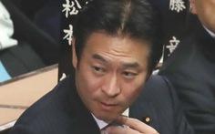 Nghị sĩ Nhật bị bắt vì nghi nhận hối lộ của doanh nghiệp Trung Quốc